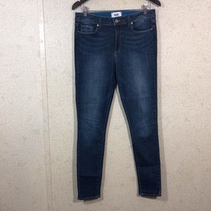 Paige Hoxton Ultra Skinny Jeans Benny Wash